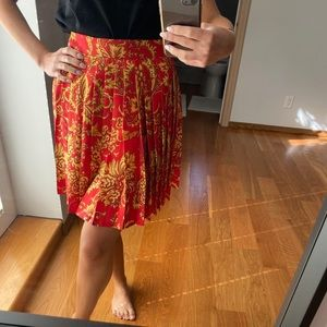 BRAND NEW VERSACE skirt